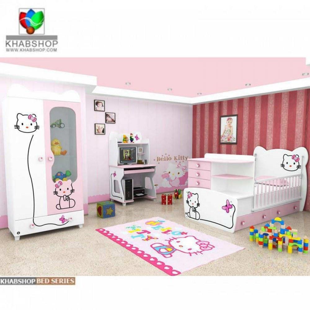 تخت خواب کودک و نوجوان مدل B706 |