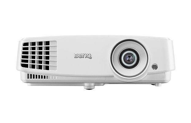 تصویر ویدئو پروژکتور ام اس 524 بنکیو با قابلیت سه بعدی ویدئو پروژکتور بنکیو MS524 SVGA Video 3D Projector