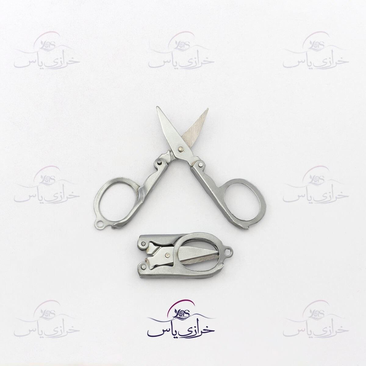 عکس قیچی فلزی تاشو جیبی کوچک  قیچی-فلزی-تاشو-جیبی-کوچک