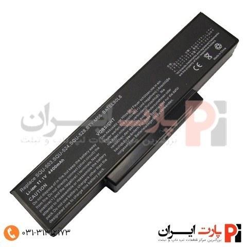 تصویر باتری لپ تاپ ام اس آی Laptop Battery MSI CR400 Battery MSI Notebook BTY-M66   4400mAh   11.1v