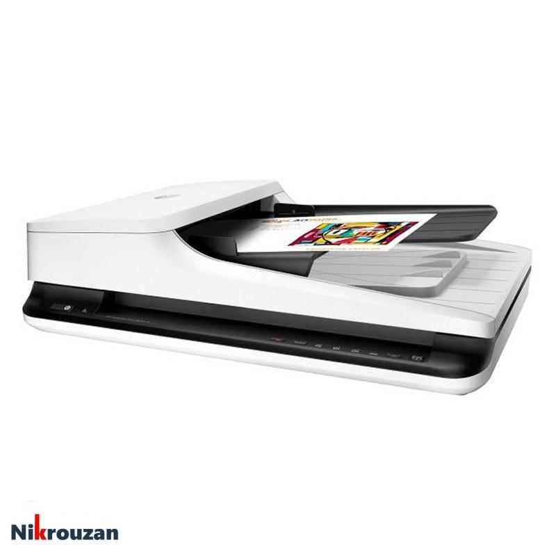 تصویر اسکنر اچ پی مدل HP ScanJet 2500