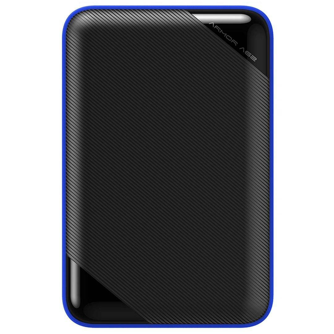 تصویر هارد اکسترنال سیلیکون پاور Silicon Power Armor A62 ظرفیت 4 ترابایت