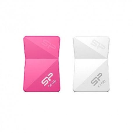 تصویر فلش مموری سیلیکون پاور Touch T08 - 64.0GB Flash Memory Silicon-Power Touch T08 - 64.0GB