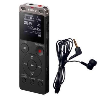 ضبط کننده صدا سونی مدل ICD-UX560F به همراه ایرفون سونی مدل ECM-TL02 | Sony ICD-UX560F Voice Recorder with Sony ECM-TL02 Earphone