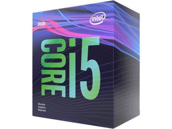 Cpu Core I5 9400F Tray