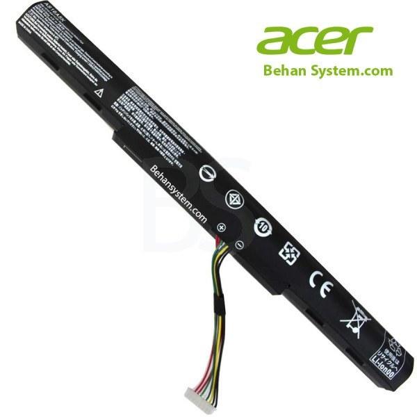 تصویر باتری لپ تاپ Acer مدل Aspire F5-573 (برند M&M دارای سلول سامسونگ ساخت کره)