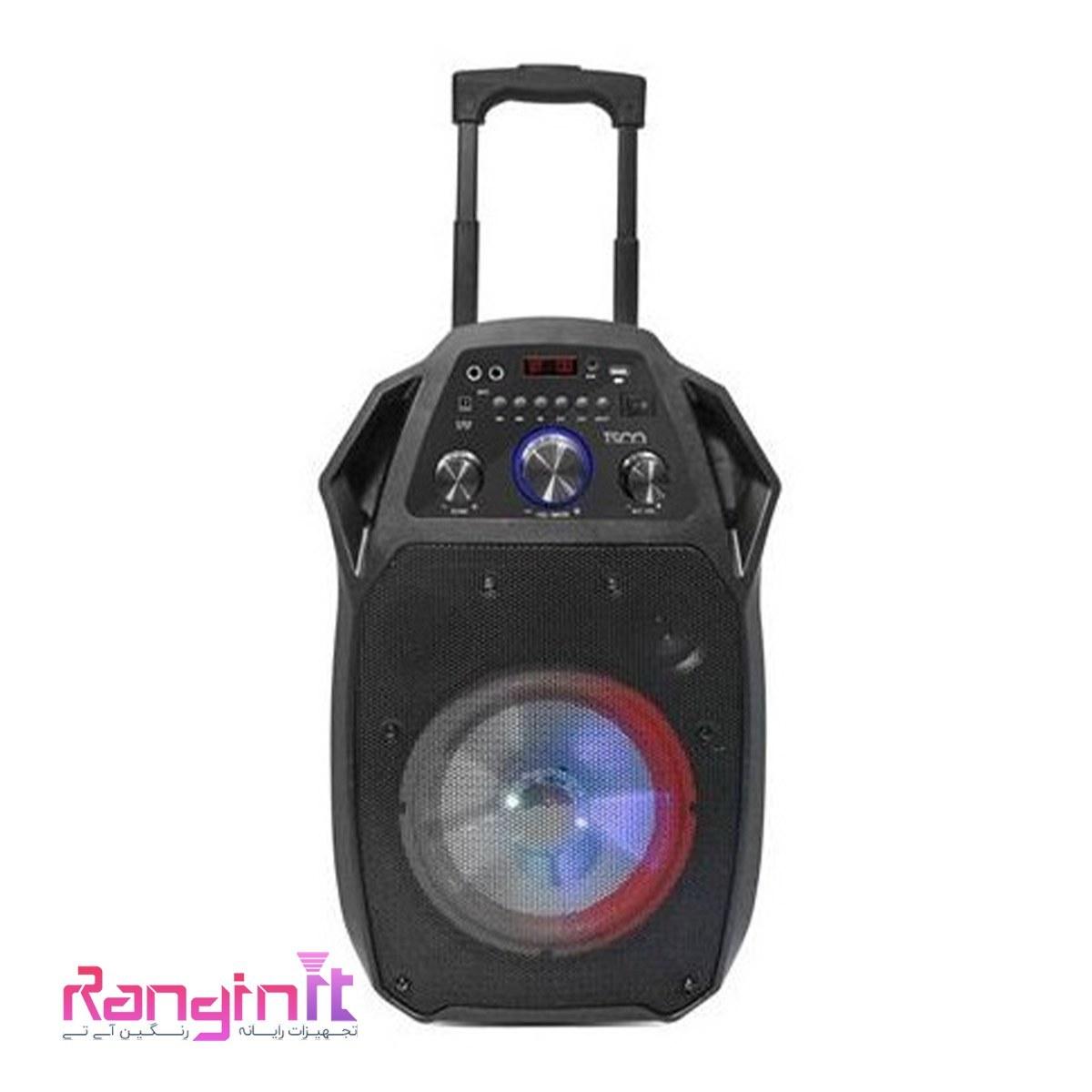 main images اسپیکر بلوتوث تسکو مدل TS 1850 TSCO TS 1850 Portable Bluetooth Speaker