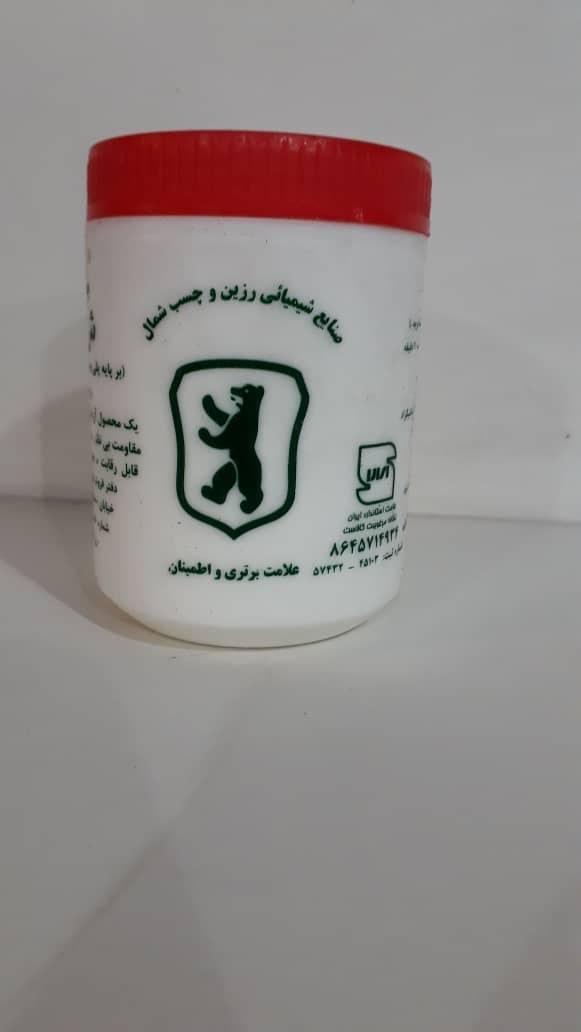 تصویر چسب چوب 1کیلویی شمال  ا چسب چوب چسب چوب
