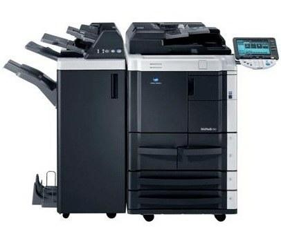 تصویر دستگاه فتوکپی کونیکا مینولتا مدل Bizhub 601/751 کپی کونیکا مینولتا Bizhub 601/751 Mono Photo Copiers Machine