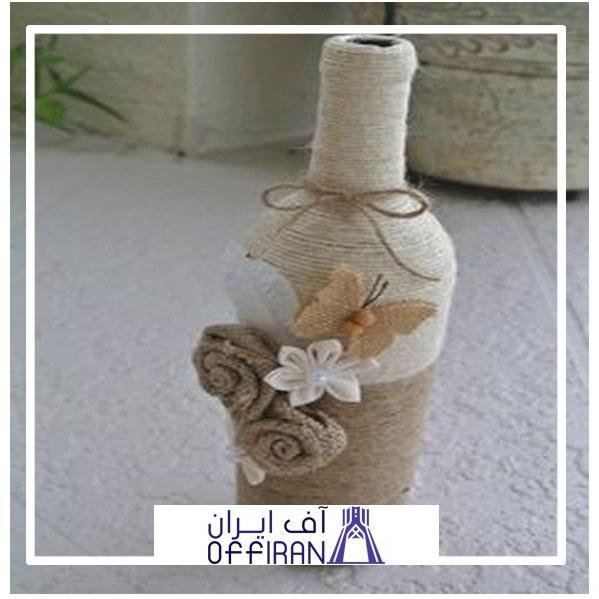 تصویر گلدانهای زیبا طرح کنفی