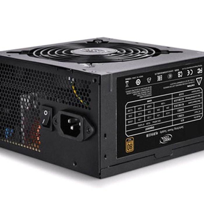 main images پاور دیپ کول مدل دی کیو ۶۵۰ اس تی Deep Cool DQ650 ST 80PLUS GOLD Power Supply