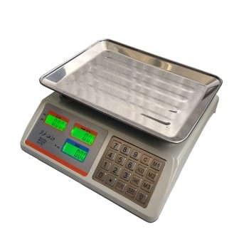 تصویر ترازوی فروشگاهی وزین تراز مدل VAZ-40