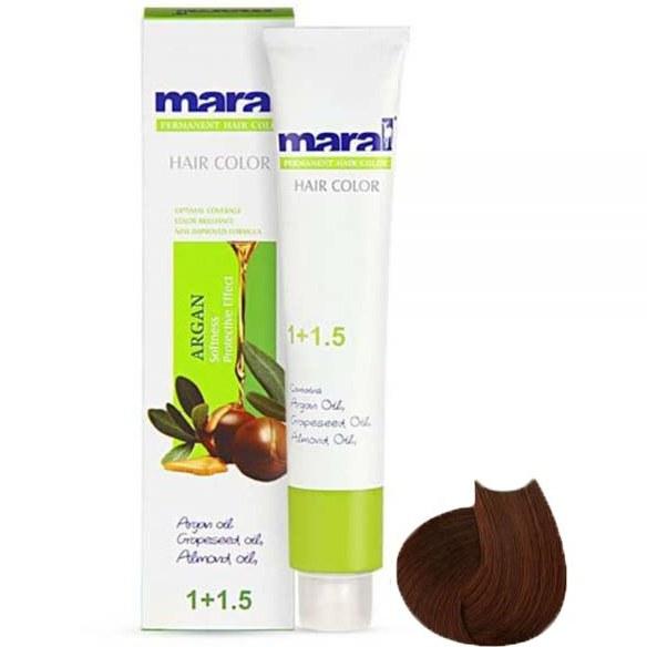 عکس رنگ موی دارچینی  شماره 5.89 مارال 100 میلی لیتر Maral Cinnamon Hair Color NO 5.89 100ml رنگ-موی-دارچینی-شماره-589-مارال-100-میلی-لیتر