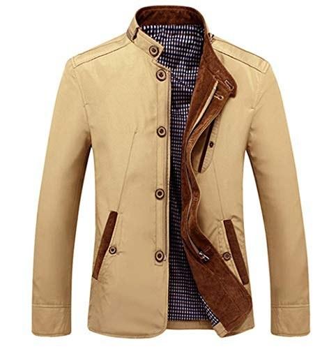 PASATO جدید آستین بلند زمستانی آستین بلند جیب ایستاده یقه لباس ژاکت کت و شلوار به علاوه اندازه اندازه فروش!