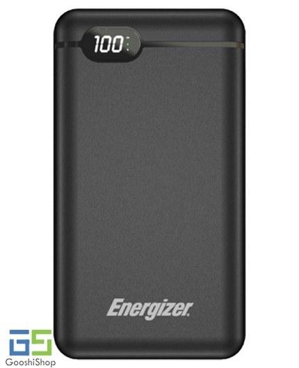 main images پاوربانک انرجایزر مدل UE20003PQ ظرفیت 20000 میلی آمپر ساعت Energizer UE20003PQ 20000mAh Power Bank