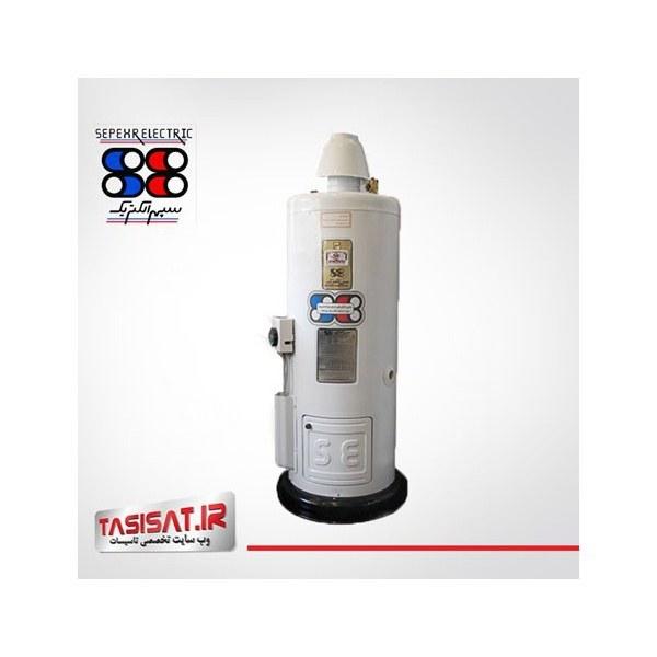 تصویر آبگرمکن گازی سپهرالکتریک مدل SE-15G آبگرمکن گازی ایستاده سپهر الکتریکمدل SE-15G