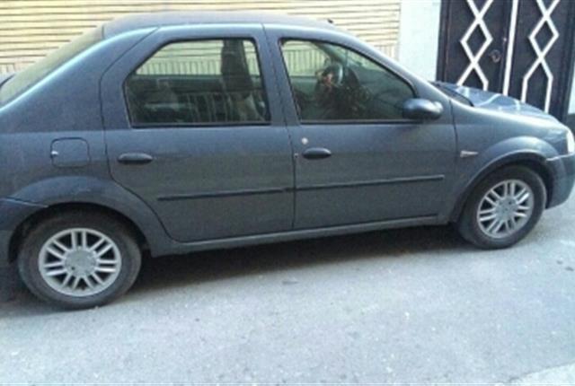 تصویر خودرو رنو، تندر90 ، دندهای، 1386