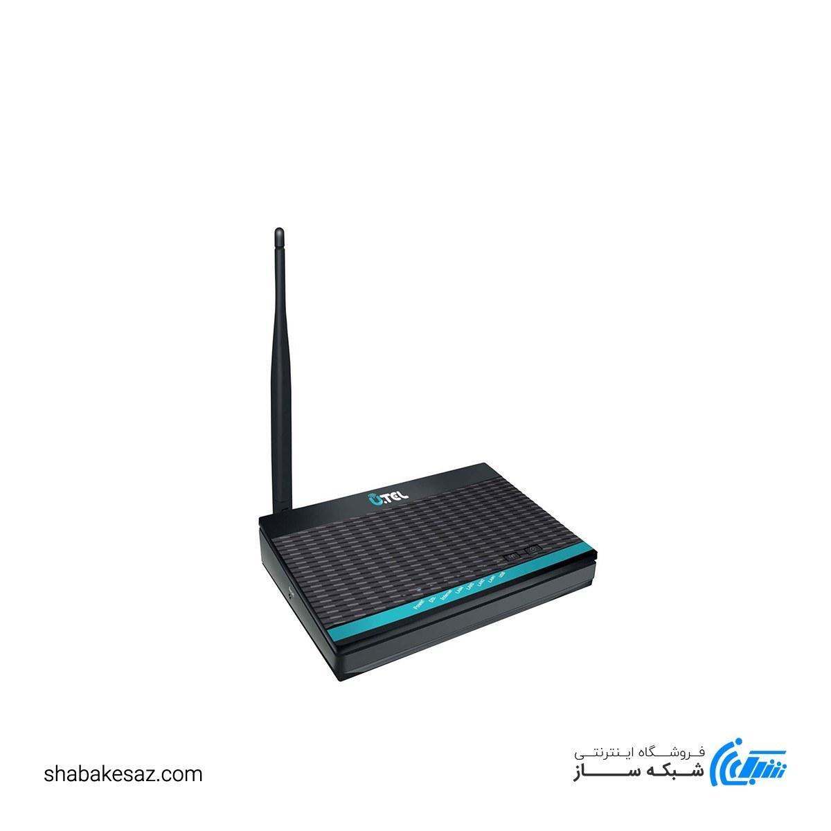 تصویر مودم ADSL N150 یوتل مدل A154