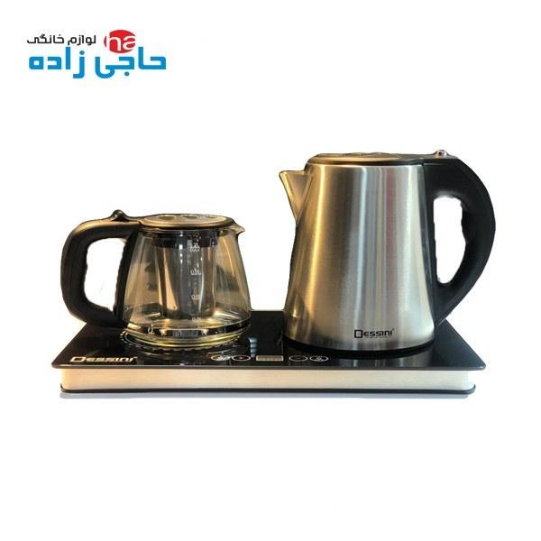 تصویر چای ساز دسینی مدل 9009
