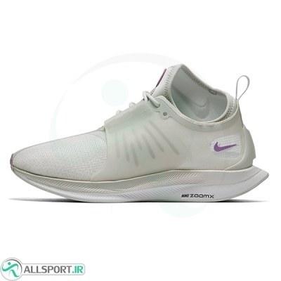 کتانی رانینگ مردانه نایک زوم پگاسوس Nike Zoom Pegasus Turbo XX Pure Platinum