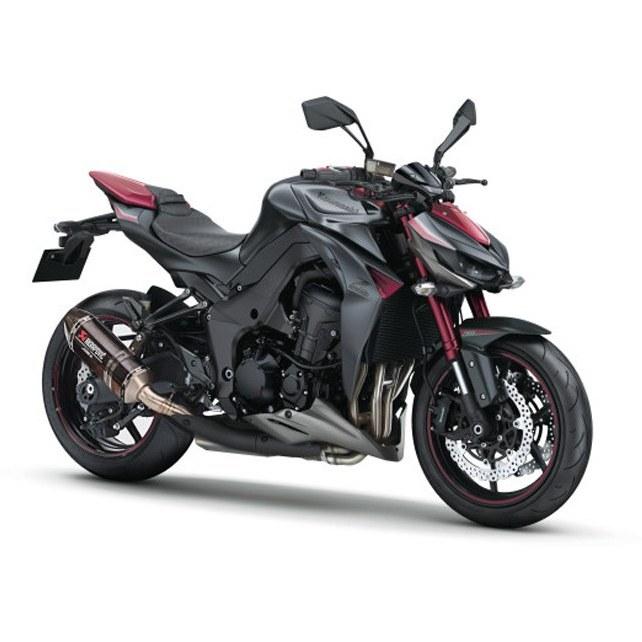 تصویر موتورسیکلت کاوازاکی مدل Z1000 سال 2016