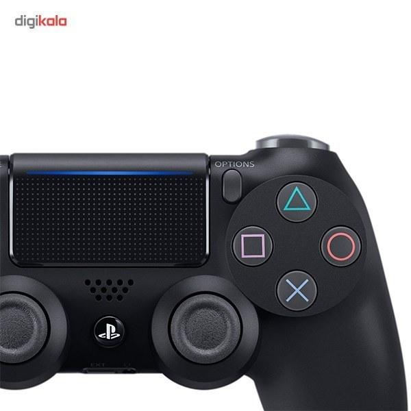 img خرید دسته PS4 سری جدید - DualShock 4 | مشکی DualShock 4 Black New Series - PS4