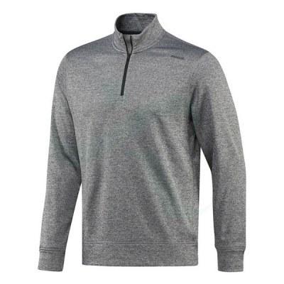 پلیور مردانه ریبوک ورکت Reebok Workout Ready 14 Zip Sweatshirt Dark BQ5695