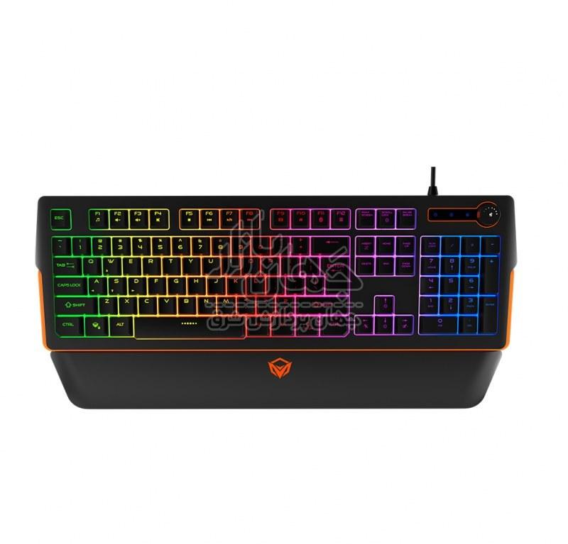main images کیبورد گیمینگ میشن مدل K9520 (Keyboard Gaming Meetion K9520)