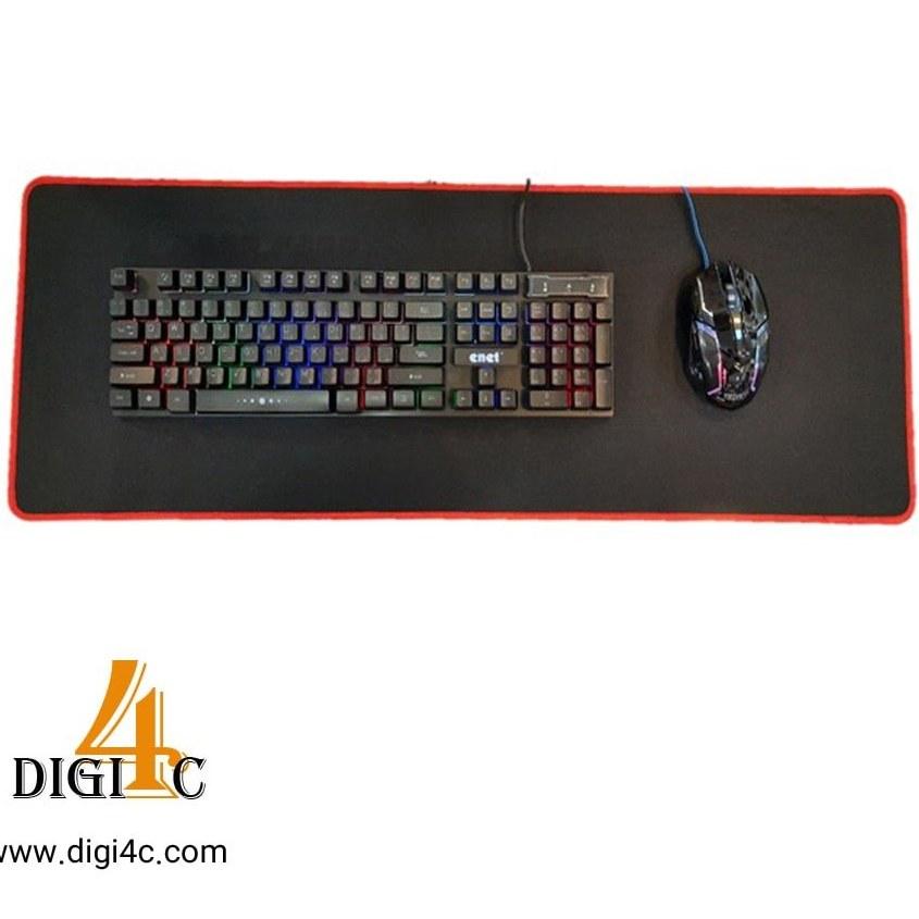 تصویر ماوس پد گیمینگ ای نت  enet Gaming MousePad