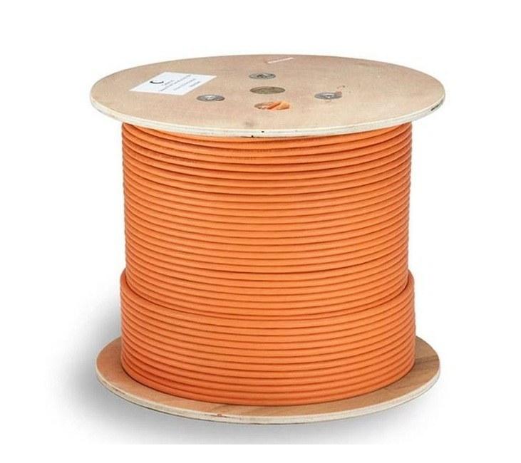 کابل شبکه Cat ۶ SFTP نگزنس تست فلوک به طول ۵۰۰ متر