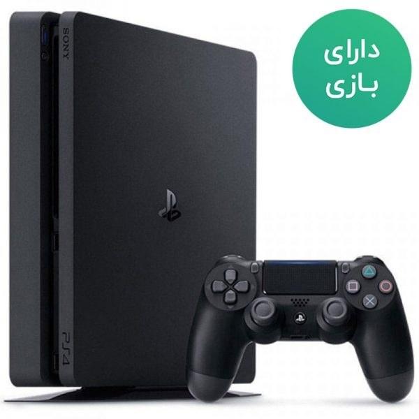 کنسول بازی PS4 Slim ریجن 2 – ظرفیت 1 ترابایت به همراه بازی