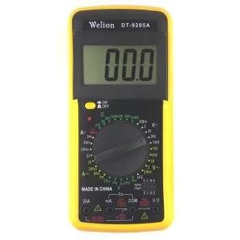 مولتی متر دیجیتال  ویلیون مدل DT-9205A |