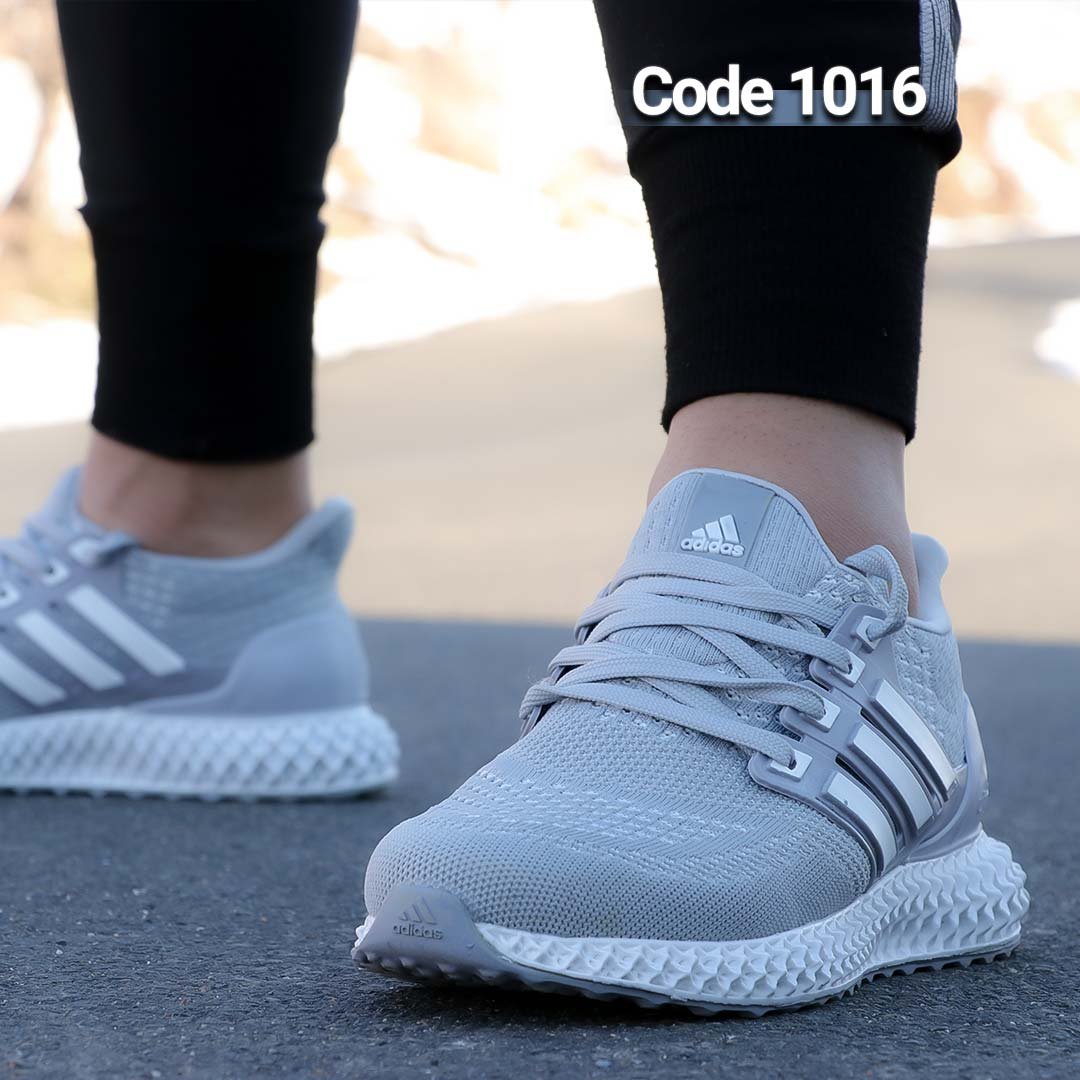 تصویر کفش اسپرت مردانه آدیداس کد ۱۰۱۶