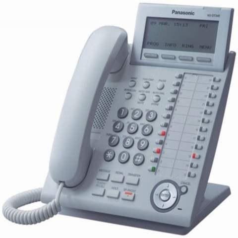 تصویر تلفن سانترال پاناسونیک KX-DT346X Panasonic KX-DT346X