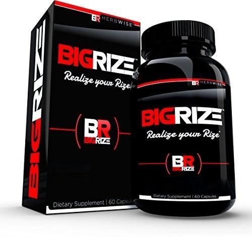 تقویت کننده تستسترون Bigrize - افزایش انرژی و قوای جنسی - 60 کپسول برای 1 ماه |