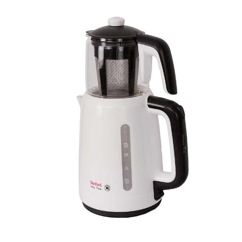 تصویر چای ساز تفال 1500 وات Tefal BJ201841 Tefal BJ201841 Tea Maker 1500w