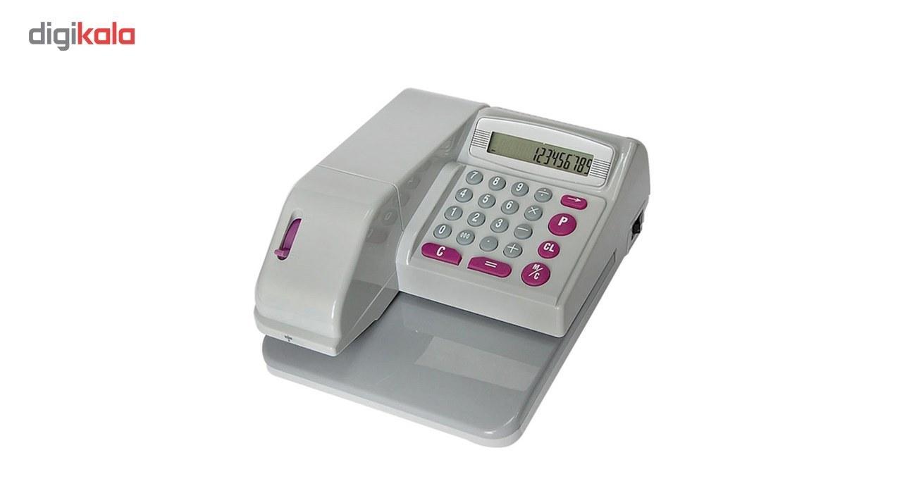 img دستگاه پرفراژ رمو مدل CW-500 Remo CW-500 Check Printer