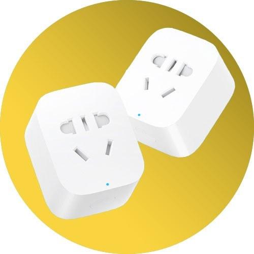 پریز برق هوشمند Mijia Smart Socket Wifi Version