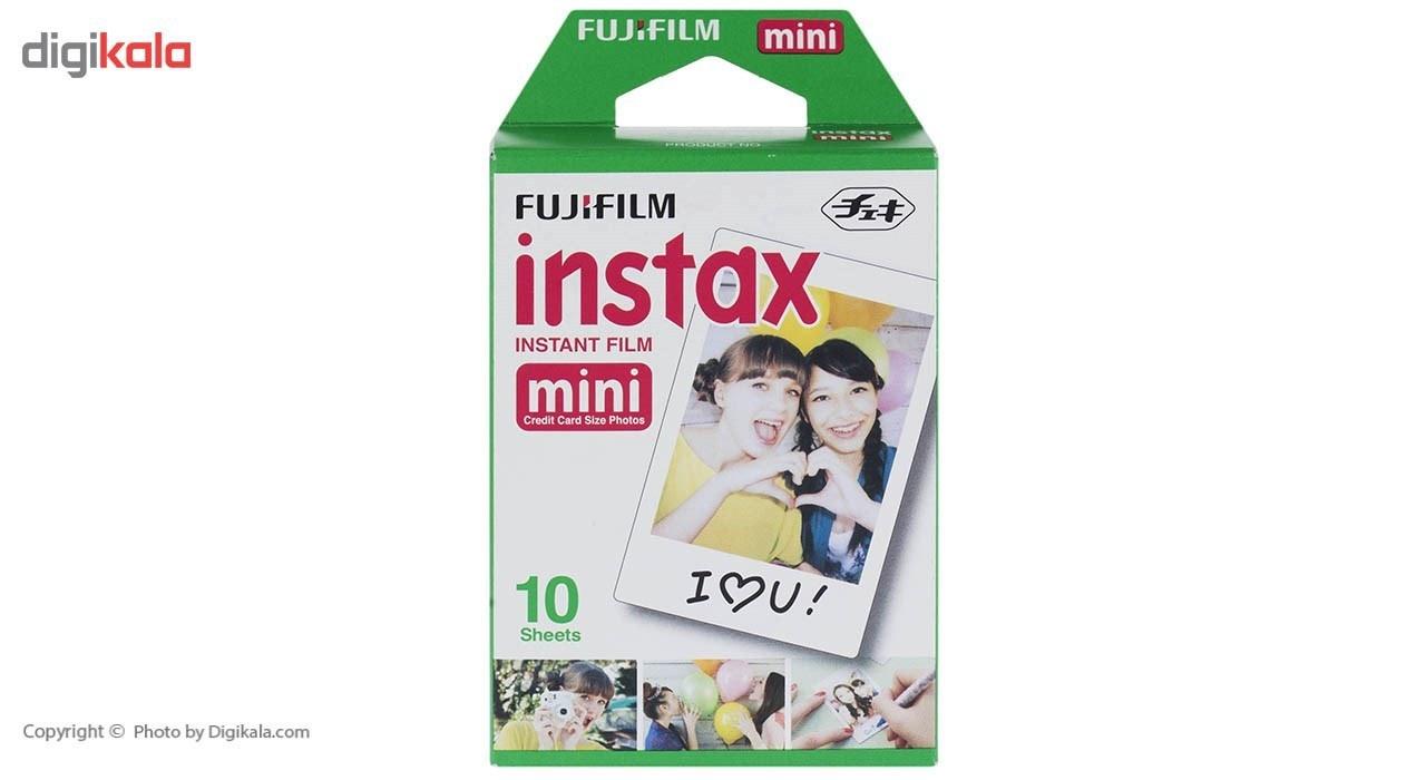 img فیلم مخصوص دوربین فوجی فیلم Instax Mini Fujifilm Instax Mini Film