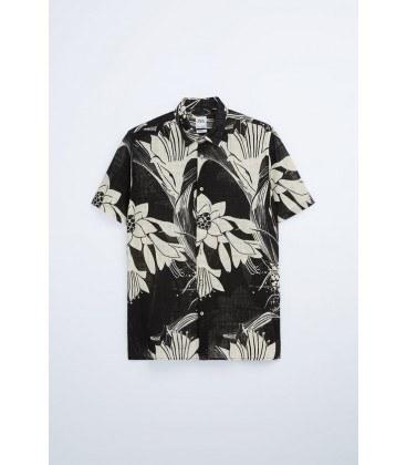 عکس پیراهن مردانه زارا  پیراهن-مردانه-زارا