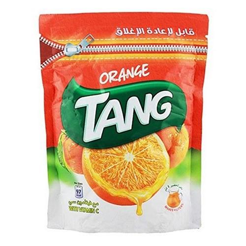 تصویر پودر شربت تانج Tang طعم پرتقال ۵۰۰ گرم