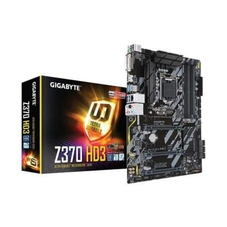 مادربرد گیگابایت مدل Gigabyte Z370 HD3 |