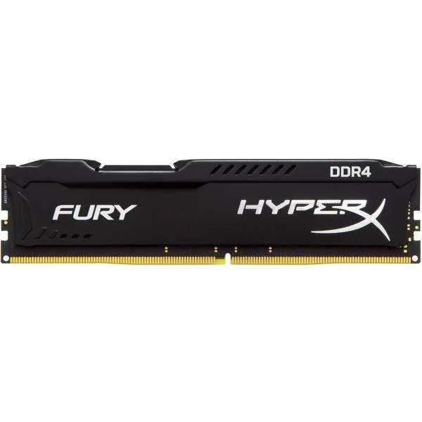 تصویر رم کینگستون مدل HyperX Fury DDR4 2400MHz CL15 ظرفیت 4