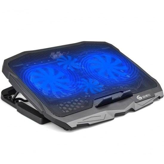 فن لپ تاپ COOLING PAD S18