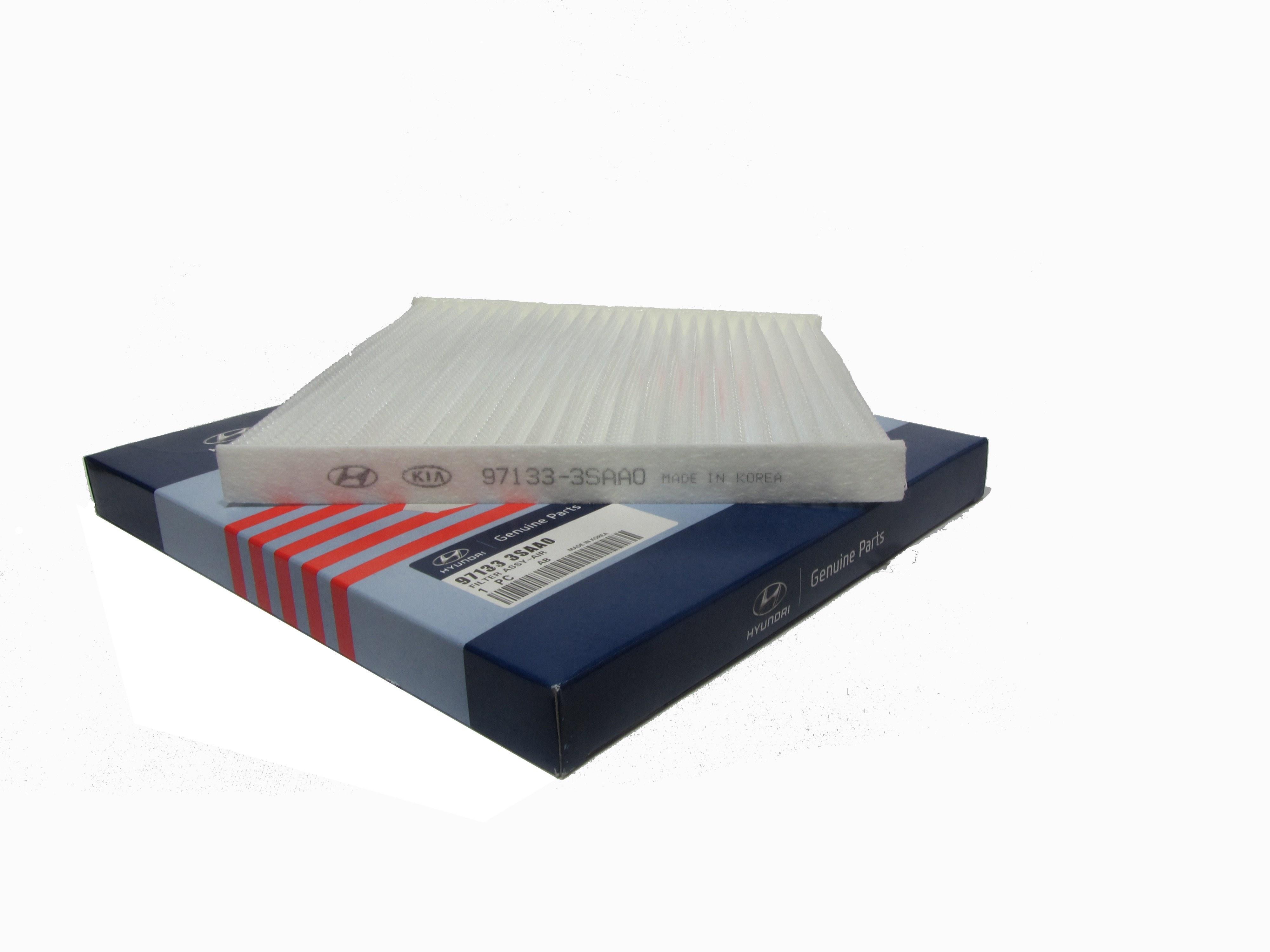 فیلتر کابین سوناتا YF و اپتیما 2012-سانتافه IX45 |