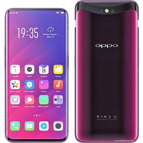 OPPO Find X | 128GB | گوشی اوپو Find X | ظرفیت ۱۲۸ گیگابایت