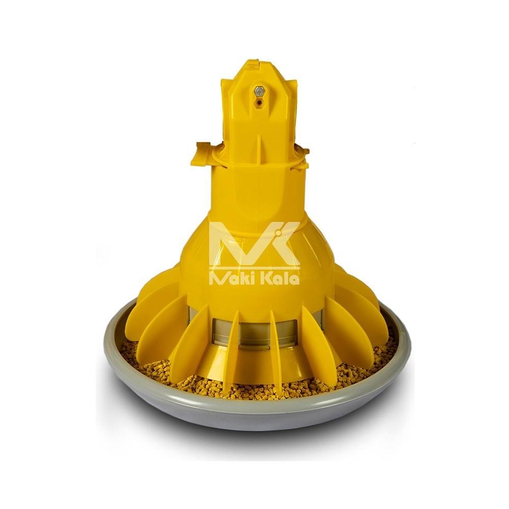 تصویر بشقاب دانخوری اتوماتیک کارنوتک مدل کارنو Karnotech Automatic Feeder plate (Karno)