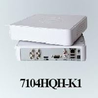 main images Hikvision DS-7104HQHI-K1 HD-DVR دستگاه ضبط کننده ویدئویی هایک ویژن DS-7104HQHI-K1