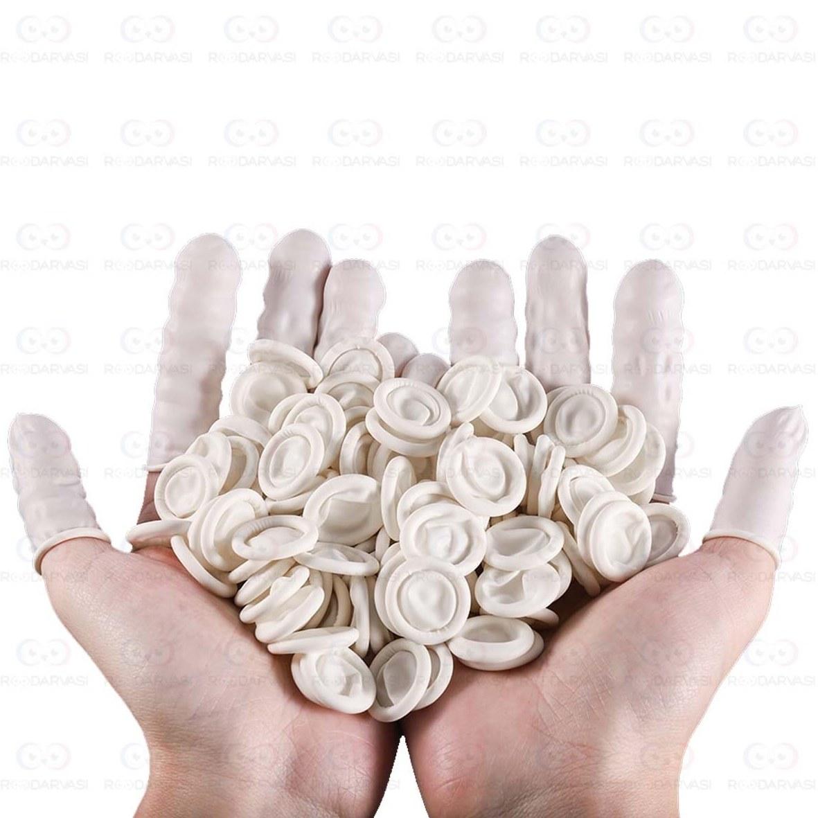 تصویر کاندوم انگشتی Finger Condom