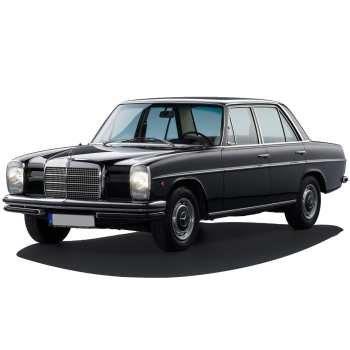 خودرو مرسدس بنز E220 دنده ای سال 1973